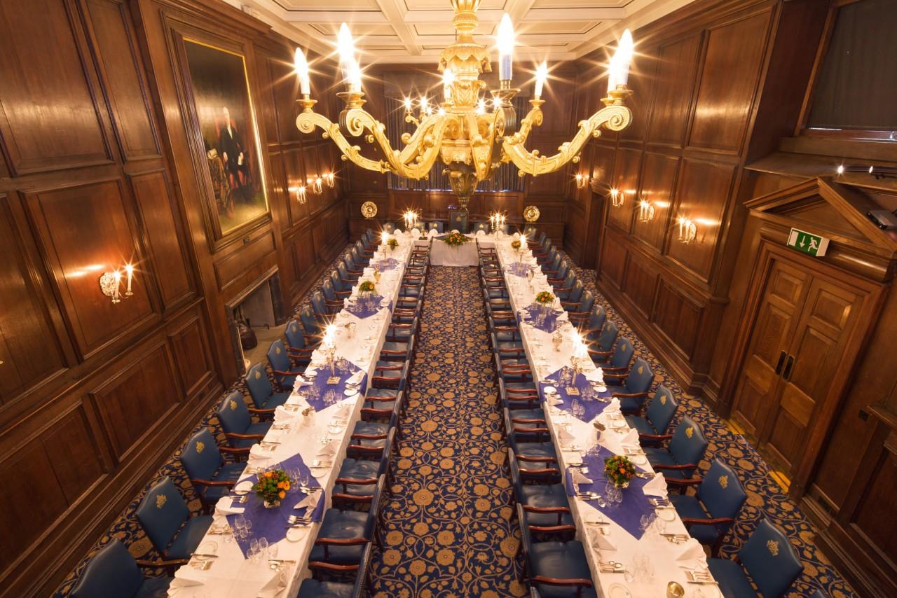 Gastronomic Dinners - Innholders Hall
