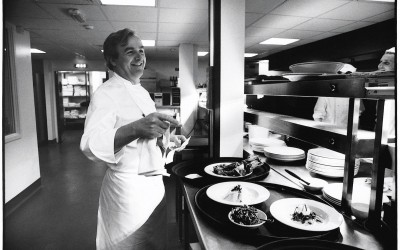 Caterer Profile: Herbert Berger